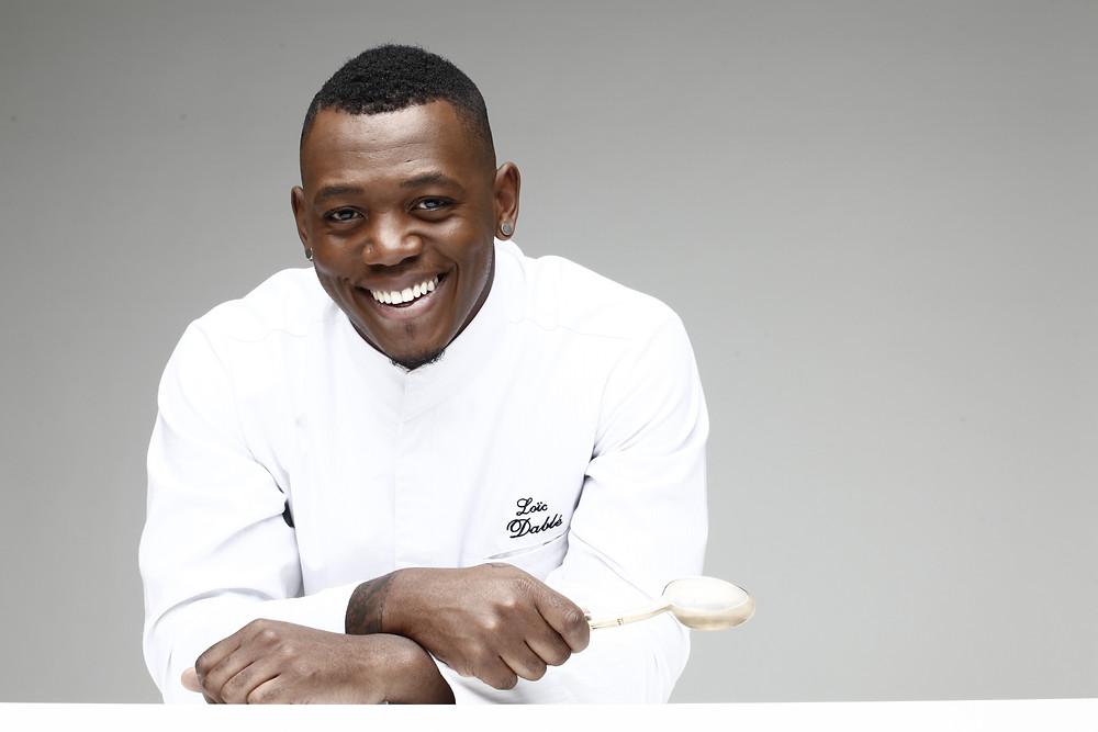 Chef Loïc Dablé