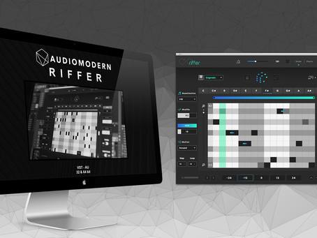Audiomodern Riffer3 melodias al instante