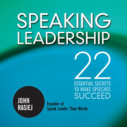 Speaking Leadership Book