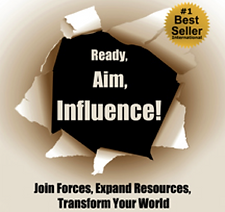 Ready, Aim, Influence Book