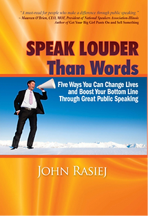 Speak Louder Than Words Book