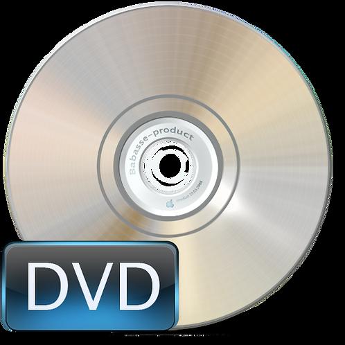 EDA Recital DVD - Show them JESUS!!!