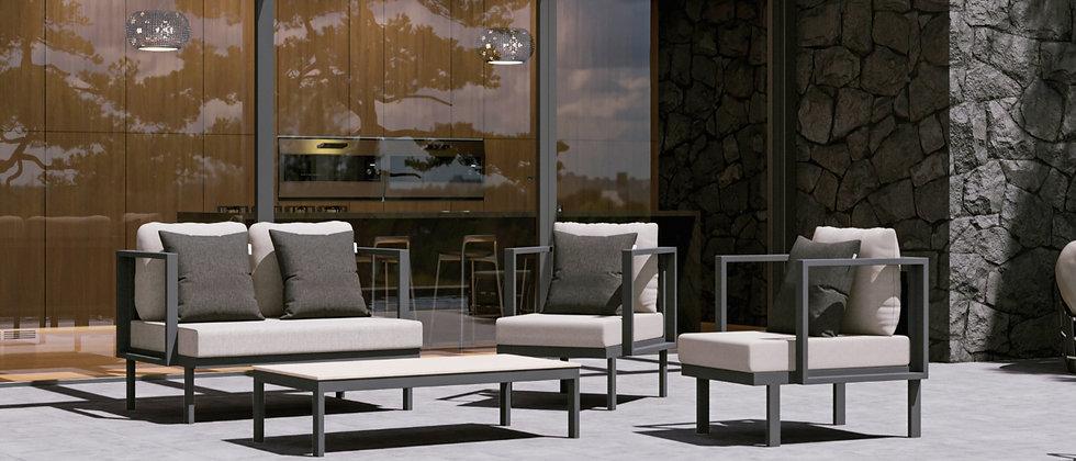 Maureen Small Lounge Set