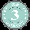 3 Year Guarantee Seal.png