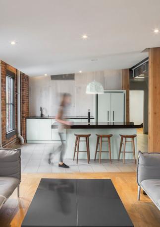 Brainstation Kitchen Modern
