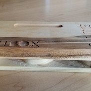 Spalted Maple personalized