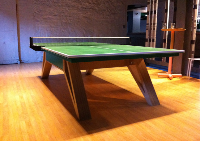 SPiN Ping Pong Table