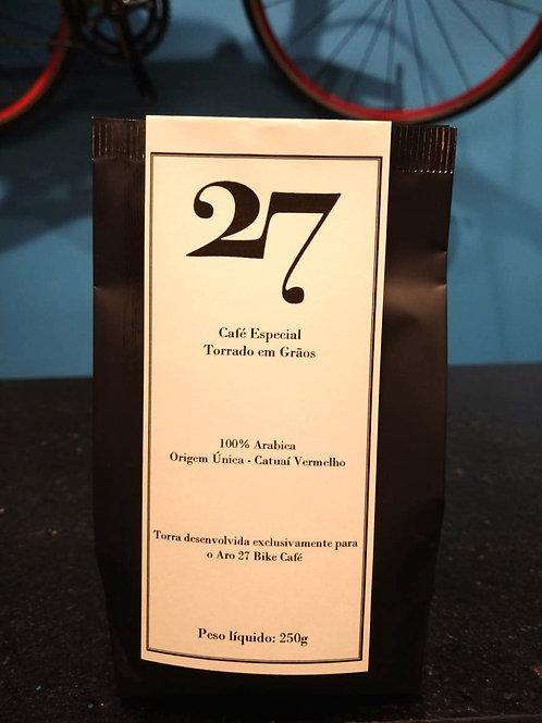 27 - Café Torrado em Grãos - 250g