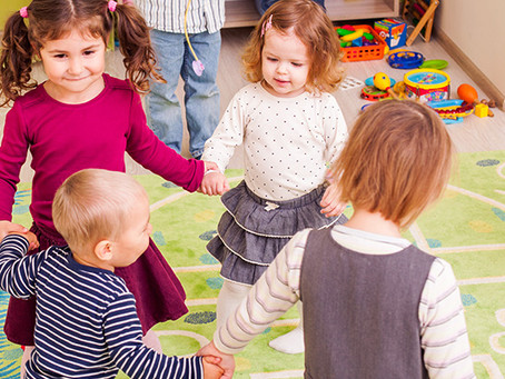 Spielerisch Sprache lernen und aufbauen