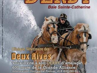Derby à Baie-Sainte-Catherine