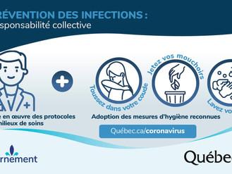 Coronavirus (COVID-19) - Trousse d'information générale