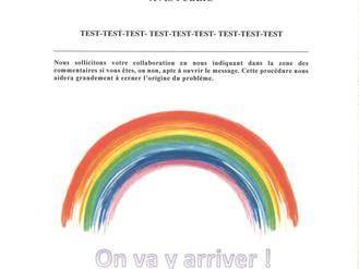 Distribution de l'information - TEST -1-