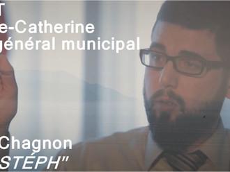 PORTRAIT - Baie-Sainte-Catherine - Directeur-général - Stéphane Chagnon alias DG STÉPH