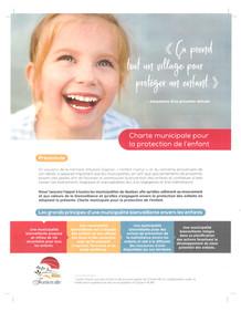 Charte municipale pour la protection de l'enfant