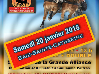 3e ÉDITION - GRAND DERBY BSC HIVERNAL 2018