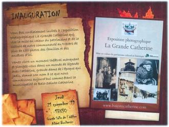 Invitation - Exposition photographique