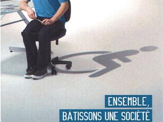Semaine québécoise des personnes handicapées - Fabien