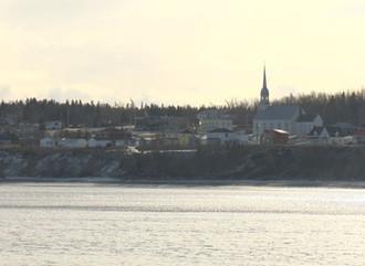 Chemin Fleuve et Fjord à Baie-Sainte-Catherine: la phase 1 du projet sera construite au printemps pr