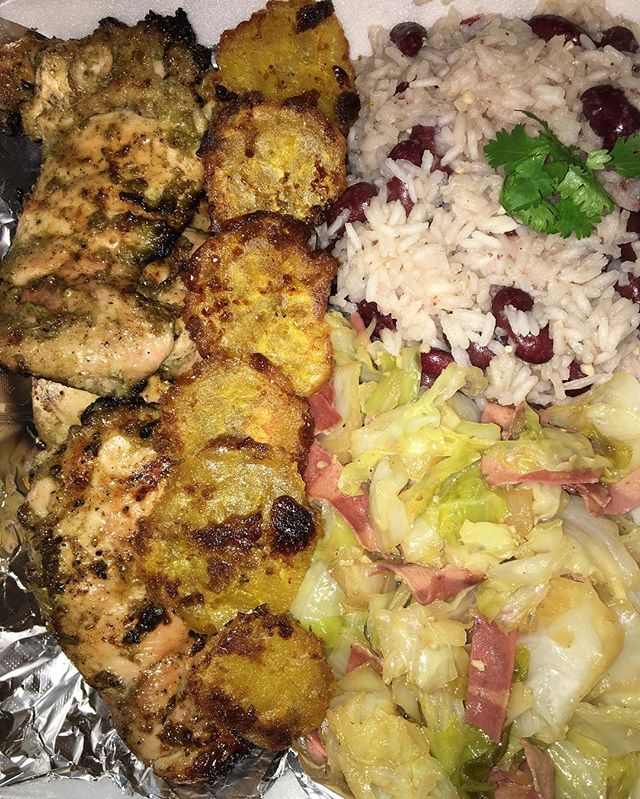 Jerk Chicken & Sides