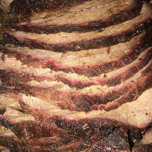 Smoked Beef Brisket
