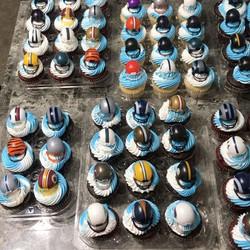 126 cupcakes 🎂