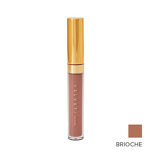 Velvet Concepts Luxe Lip Gloss 6.6ml -BRIOCHE