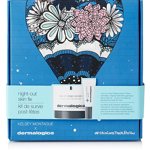 Dermalogica Night-Out Skin Fix Holiday 2019 Set