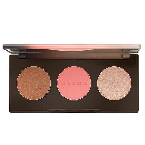 Becca Cosmetics Sunchaser Palette - poids net total 12.1g