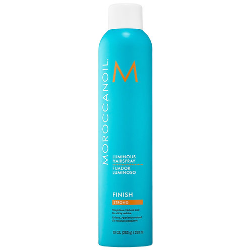 Moroccanoil Oil Luminous Hair Spray (Strong Finish) - 330ml