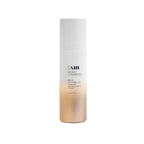 G&M Neuro Cosmedics No.1.2 AHA Milk-Gel Cleanser - 150ml