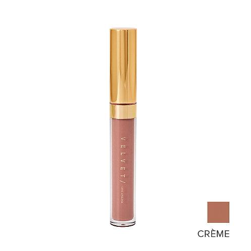 Velvet Concepts Luxe Lip Gloss 6.6ml - CRÉME