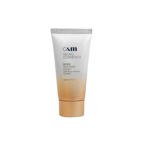 G&M Neuro Cosmedics No.8.0 SOS Relief Cream - 50gms