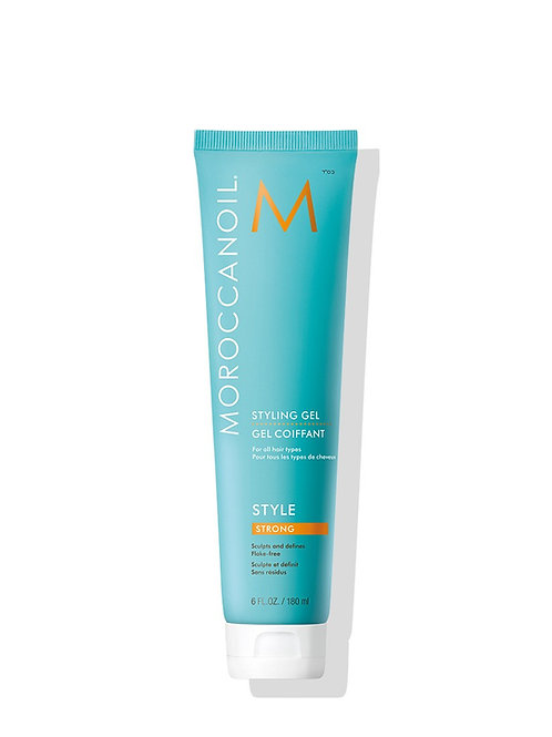 Moroccanoil Styling Gel (Strong) - 180ml