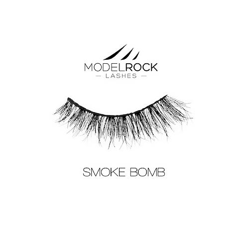 ModelRock Signature Lashes Smoke BOMB Mini Style Double Layered Lashes