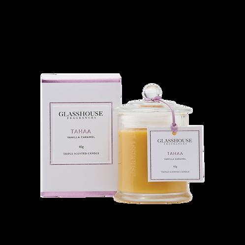 Glass House Fragrances - Tahaa (Vanilla Caramel) 60g