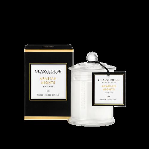 Glass House Fragrances - Arabian Nights (White Oud) 60g