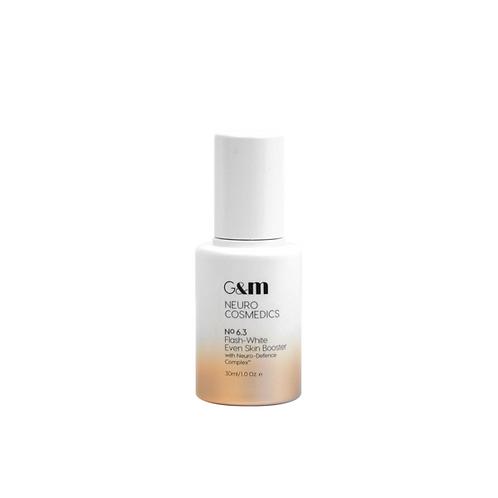 G&M Neuro Cosmedics No.6.3 Flash-White Even Skin Booster - 30ml