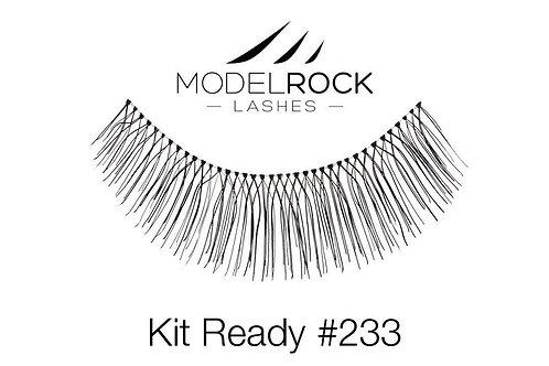ModelRock Kit Ready Lashes #233
