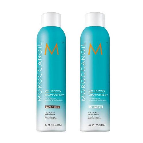 Moroccanoil Dry Shampoo (Dark Tones) - 205ml