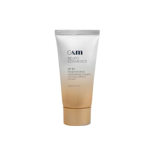 G&M Neuro Cosmedics No. 8.1 Regenerative Nourishing Cream - 50gms