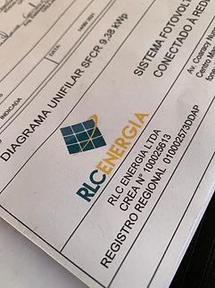 RLC Energia - Projetos e Instalações Elé