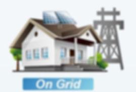 Energia Solar On-Grid - RLC Energia
