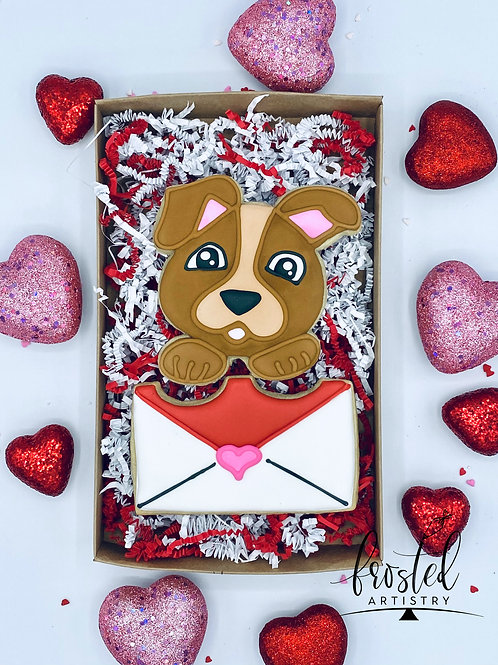 PUPPY LOVE LETTER SET