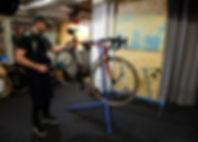 pyörähuolto meilahdessa
