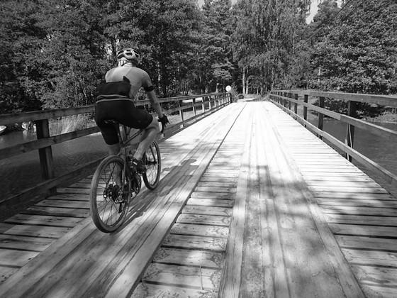Road Cycling Setup for Helsinki
