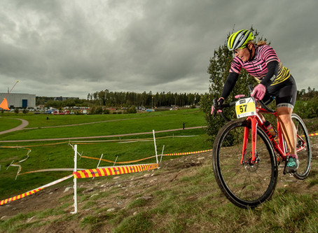 HEL Stands For Helsinki, CX For Cyclocross,