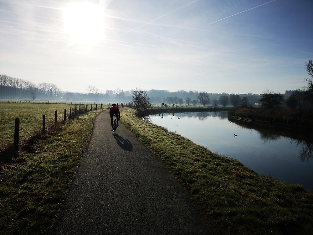 road cycling in helsinki