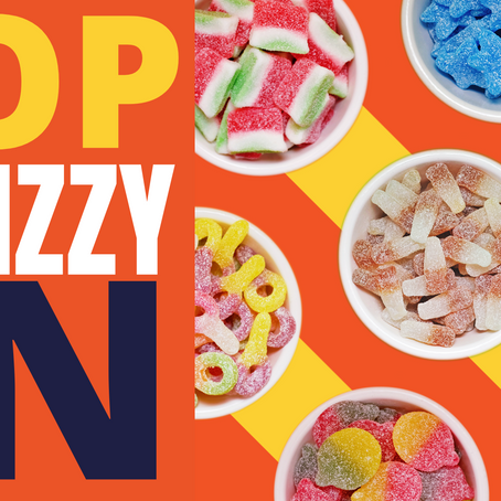 Top 10 Fizzy Pick and Mix Sweets