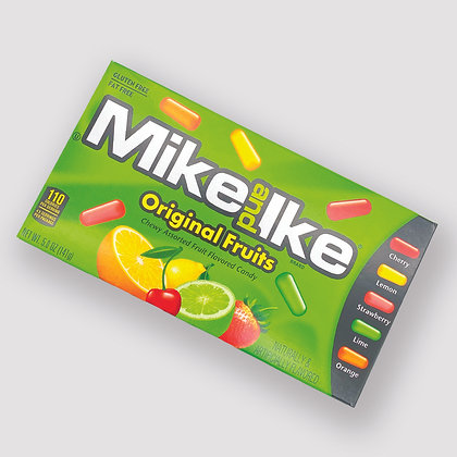Mike & Ike Original Fruits Theatre Box