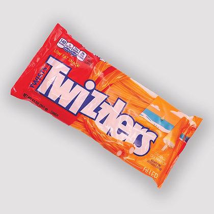 Twizzlers Orange Cream Pop Twists Bag